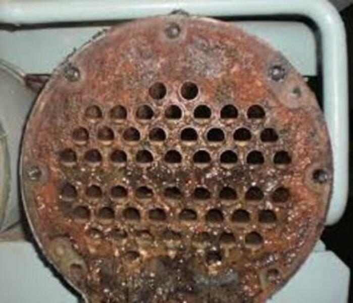 Ensaio de corrosão