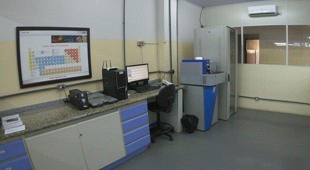 Espectrometria de emissão óptica