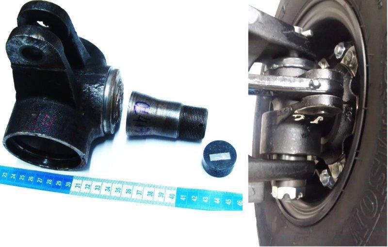 Laboratório de análise de falhas mecânicas