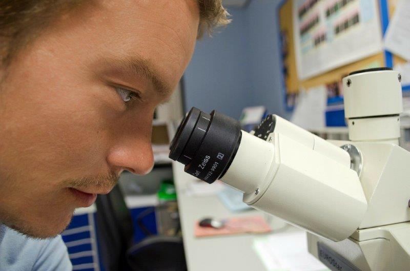Laboratório de ensaio de materiais