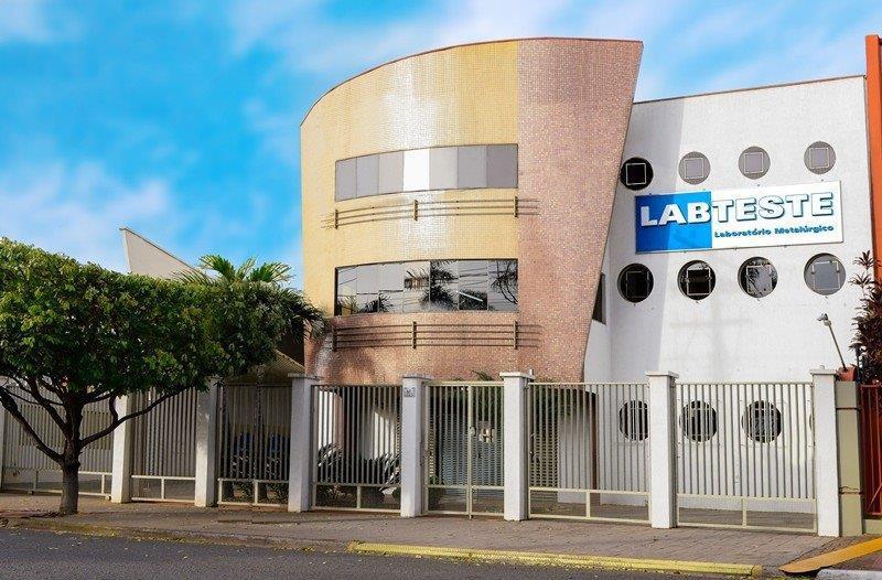 Laboratório de ensaios